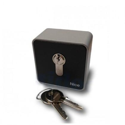 Nice EKSEU key selector with european cylinder