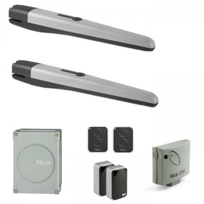 SPECIAL OFFER - Nice ToonaKit 3 24Vdc ram kit for swing gates up to 3m