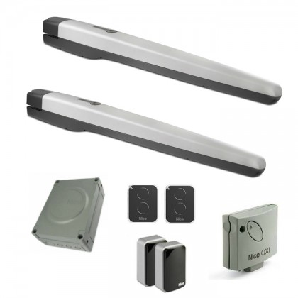 Nice ToonaKit 24Vdc ram kit for swing gates up to 7m