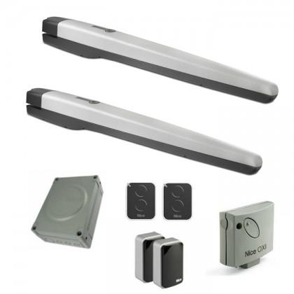 Nice TOONA7024-DKIT 24Vdc linear screw kit for swing gates up to 7m