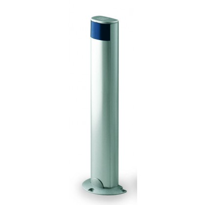 Nice MOCF 500mm High Aluminium Post For Photocells