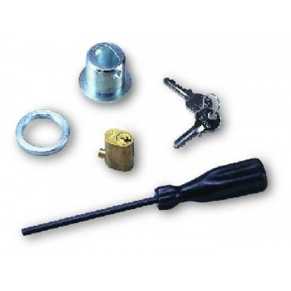Nice OTA12 kit for external unlocking with key ratchet for Ten automatic garage door system