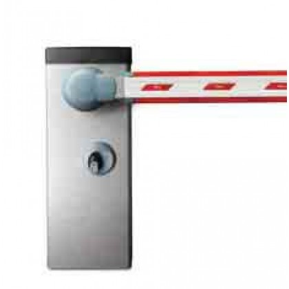 Nice Signo6 24Vdc barrier for bars up to 6m - REPLACED BY WIDE BARRIER