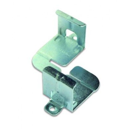 Nice SNA16 quick-connect brackets for SpinBus garage door system